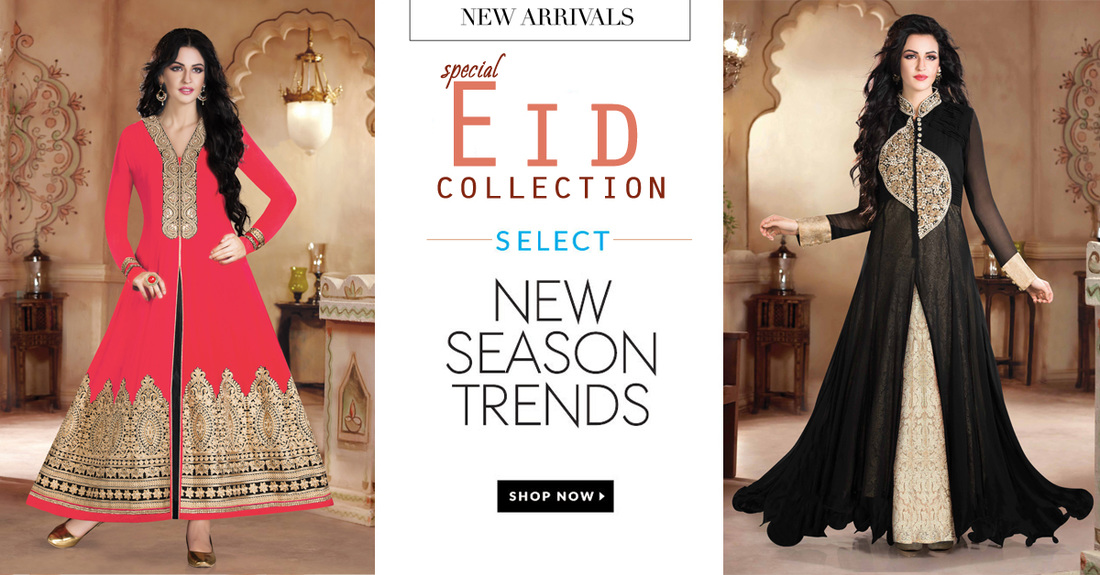 Eid's 2015 Shopping Online, Women's Clothes - TheFashionFemina ...